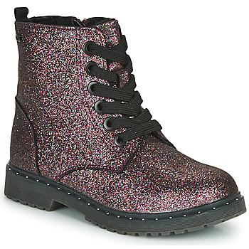 Pantofi Fete Ghete Tom Tailor  Violet