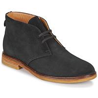 Pantofi Bărbați Ghete Clarks CLARKDALE DBT Negru