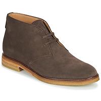 Pantofi Bărbați Ghete Clarks CLARKDALE DBT Maro