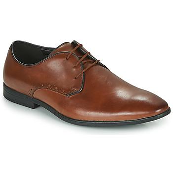Pantofi Bărbați Pantofi Derby Clarks BAMPTON PARK Camel