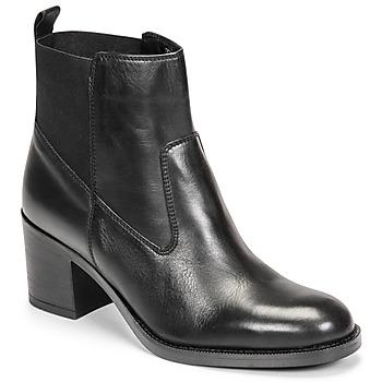 Pantofi Femei Botine Clarks MASCARPONE LO Negru