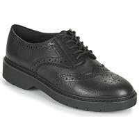 Pantofi Femei Pantofi Derby Clarks WITCOMBE ECHO Negru