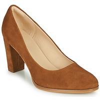 Pantofi Femei Pantofi cu toc Clarks KAYLIN CARA 2 Camel