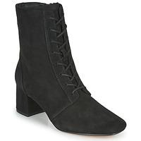 Pantofi Femei Botine Clarks SHEER55 LACE Negru
