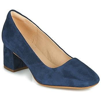 Pantofi Femei Pantofi cu toc Clarks SHEER ROSE 2 Albastru