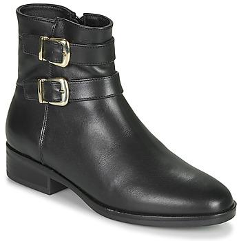 Pantofi Femei Ghete Clarks PURE MID Negru