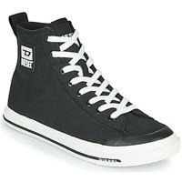 Pantofi Bărbați Pantofi sport stil gheata Diesel S-ASTICO MID CUT Negru