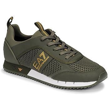 Pantofi Bărbați Pantofi sport Casual Emporio Armani EA7 XK050 Kaki