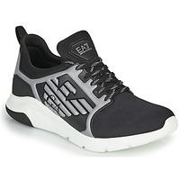 Pantofi Bărbați Pantofi sport Casual Emporio Armani EA7 XCC55 Negru