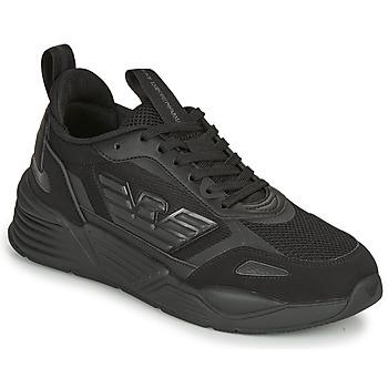 Pantofi Bărbați Pantofi sport Casual Emporio Armani EA7 XK165 Negru