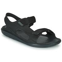 Pantofi Bărbați Sandale  Crocs SWIFTWATER EXPEDITION SANDAL M Negru