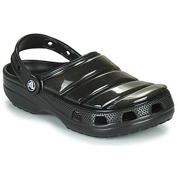 Pantofi Saboti Crocs CLASSIC NEO PUFF CLOG Negru