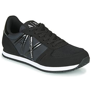 Pantofi Femei Pantofi sport Casual Armani Exchange XCC62-XDX031 Negru