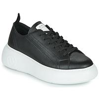 Pantofi Femei Pantofi sport Casual Armani Exchange  Negru