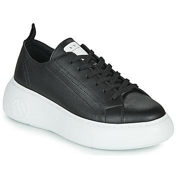 Pantofi Femei Pantofi sport Casual Armani Exchange XCC64-XDX043 Negru
