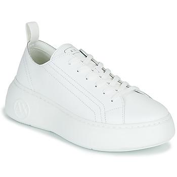 Pantofi Femei Pantofi sport Casual Armani Exchange PROMNA Alb