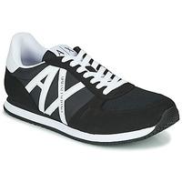 Pantofi Bărbați Pantofi sport Casual Armani Exchange XCC68-XUX017 Negru