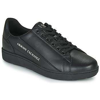 Pantofi Bărbați Pantofi sport Casual Armani Exchange XV262-XUX082 Negru