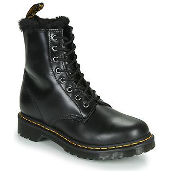 Pantofi Femei Ghete Dr Martens 1460 SERENA Negru