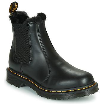 Pantofi Femei Ghete Dr Martens 2976 LEONORE Negru