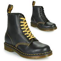 Pantofi Bărbați Ghete Dr Martens 1460 PASCAL ATLAS Negru