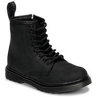 Pantofi Copii Ghete Dr Martens 1460 SERENA MONO J Negru