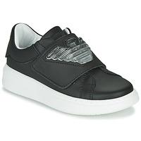 Pantofi Copii Pantofi sport Casual Emporio Armani XYX014-XOI08 Negru