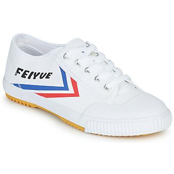 Pantofi Pantofi sport Casual Feiyue FE LO 1920 Alb / Albastru / Roșu
