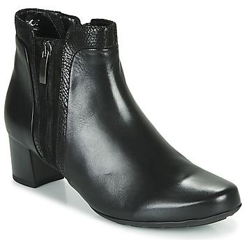 Pantofi Femei Botine Gabor 5282857 Negru
