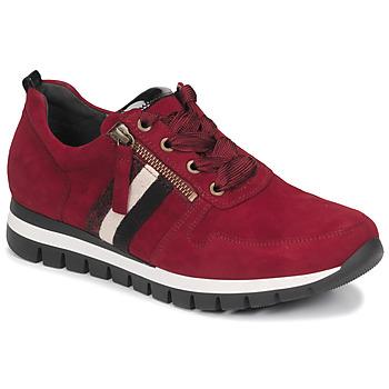 Pantofi Femei Pantofi sport Casual Gabor 5643538 Roșu