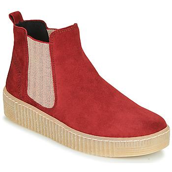 Pantofi Femei Ghete Gabor 5373118 Roșu