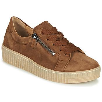 Pantofi Femei Pantofi sport Casual Gabor 5333412 Camel