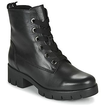 Pantofi Femei Botine Gabor 5171137 Negru