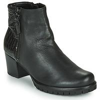 Pantofi Femei Botine Gabor 5665367 Negru