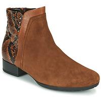 Pantofi Femei Botine Gabor 5271235 Camel