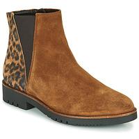 Pantofi Femei Botine Gabor 5658143 Coniac