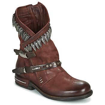 Pantofi Femei Ghete Airstep / A.S.98 TIAL FOGLIE Maro
