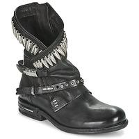 Pantofi Femei Ghete Airstep / A.S.98 TIAL FOGLIE Negru