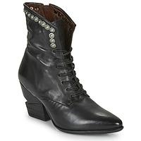 Pantofi Femei Botine Airstep / A.S.98 TINGET LACE Negru