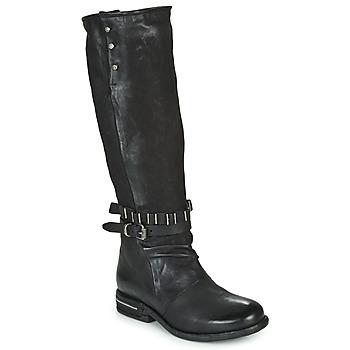 Pantofi Femei Cizme casual Airstep / A.S.98 TEAL HIGH Negru