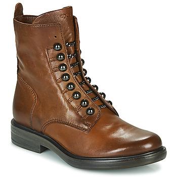Pantofi Femei Ghete Mjus CAFE STYLE Camel