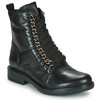 Pantofi Femei Ghete Mjus CAFE CHAIN Negru