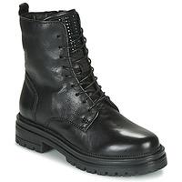 Pantofi Femei Ghete Mjus DOBLE LACE Negru