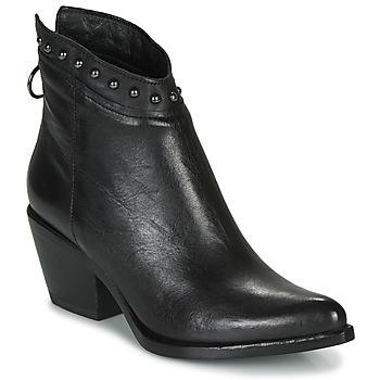 Pantofi Femei Botine Mjus TEP Negru