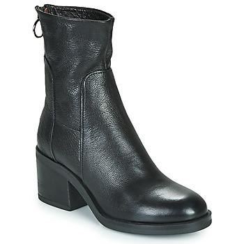 Pantofi Femei Botine Mjus KIKKA Negru