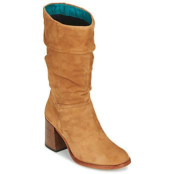 Pantofi Femei Cizme casual Mjus TUA Bej
