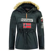 Îmbracaminte Băieți Geci Parka Geographical Norway BARMAN BOY Albastru