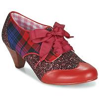 Pantofi Femei Pantofi cu toc Irregular Choice END OF STORY Roșu / Albastru