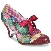 Pantofi Femei Pantofi cu toc Irregular Choice FORCE OF BEAUTY Bordo / Verde