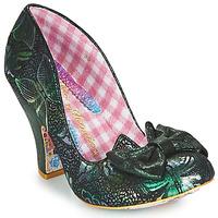 Pantofi Femei Pantofi cu toc Irregular Choice NICK OF TIME Verde